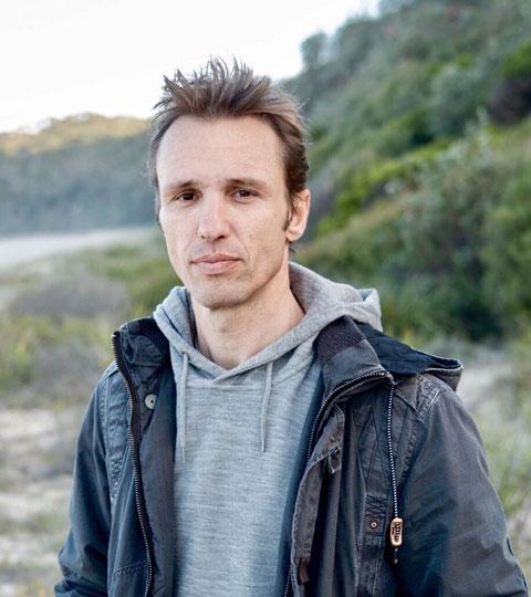 Watch Markus Zusak talk about The Book Thief