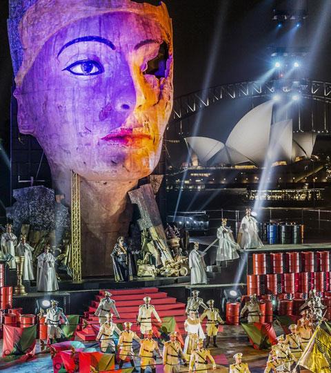 Experience Handa Opera's Aida (2015)