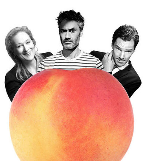 Roald Dahl's James and the Giant Peach with Taika and Friends