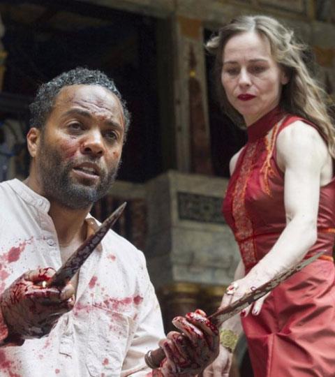 Watch Macbeth (2020) from Shakespeare's Globe