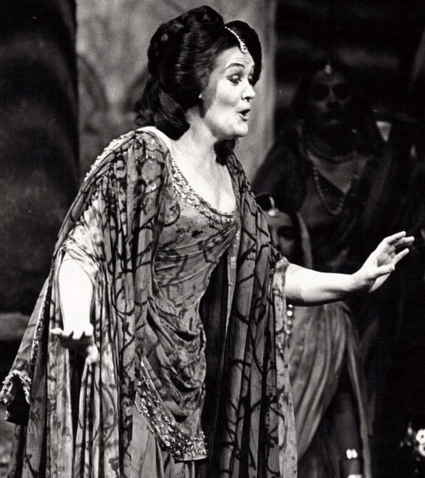 Don't miss Dame Joan Sutherland in the title role of Lakmé (1976)